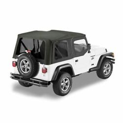 Bestop 79129-35 Sailcloth Replace-a-top For 2003-2006 Jeep Tj New
