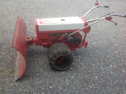 8 Hp. Gravley Walk Behind Tractor For Sale.