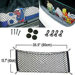 Car Accessories Trunk Cargo Net Envelope Style Durable Car Interior Parts New
