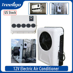 Universal Fit For Mini Bus Truck Pickup Electric Air Conditioner 960w 12v