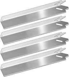 Stainless Steel Heat Plate Tent Shields Replacement For Brinkmann 810-4221-s,