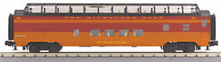 Mth Railking Milwaukee Road 60and039 Abs Full Vista Dome Passenger Car 30-67862