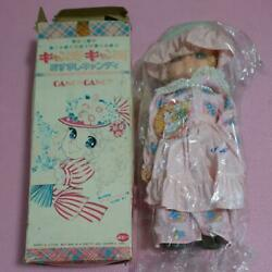 Japanese Anime Candy Candy Doll Showa Era Vintage Retro 1970-80s Height 38cm