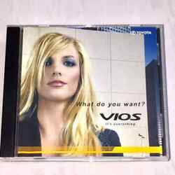 Britney Spears 2002 Toyota Vios Itand039s Everything Tvcf Taiwan Promo Cd Rom