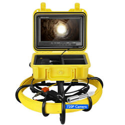 Durable Pipeline Endoscope 9 Lcd Monitor Inspection Camera Fit For Cable Pipe