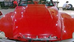 03-06 Chevrolet Ssr Hood W/ Aftermarket Cowl Torch Red 70u See Notes