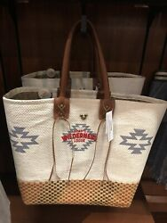 Disney Parks Wilderness Lodge Tote Nwt