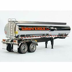 Tamiya 1/14 Rc Big Truck Series Fuel Tank Trailer Tractor Truck New From Japan