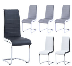 Office Guest Chair Set 2/4/6/8 Leather Reception Without Wheels With Sled Base