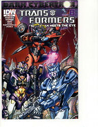 Transformers More Than Meets The Eye 26 Retailer Incentive 2014 Idw Variant