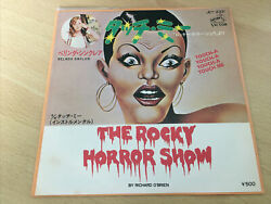 Belinda Sinclair - Japan - Touch-a Touch-a Touch-me 7 Rocky Horror Picture Show