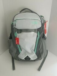 The Surge Women's Backpack Tnf White/surf Green New With Tags