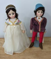 Vintage Madame Alexander Romeo And Juliet 1360 And 1370