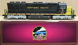 Mth Premier 20-20653-1 Np/northern Pacific Sd45 Diesel Engine W/ps3 O-gauge Exc