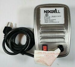 Rotisserie Motor For Jenn-air And Nexgrill Smoker Grills Cs-6018 Tested And Working