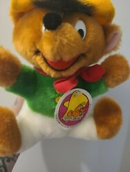 Vintage Speedy Gonzales Plush New With Tags By Warner Brothers Not Made Anymore