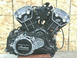 17 18 19 Indian Scout Engine Motor 2k Miles 30 Day Guarantee 2017
