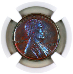 1910 Pf63 Bn Ngc Lincoln Wheat Penny Proof Registry Quality Collection