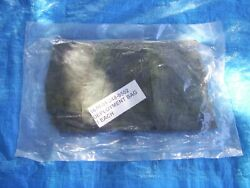 Military Deploy Bag Static Line And Clip . Made For A Parachute T-10 Type