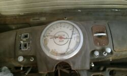 1939 Lincoln Zephyr Dash Fully Complete