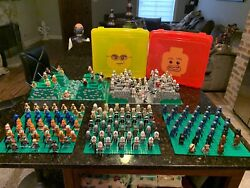 Lego Star Wars Minifigure Lot Of 189 Figs Plus Extras