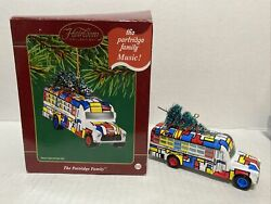 The Partridge Family Ornament Carlton Cards Heirloom 2003 Plays Music