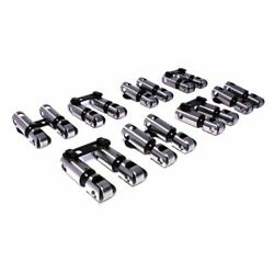 Comp Cams 871-16 Endure-x Solid Roller Lifter Set For Chevy Small Block New