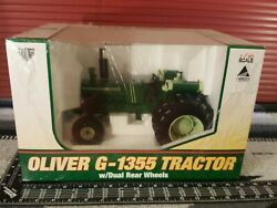 Oliver G-1355 W/duals 1/16 Diecast Farm Tractor Replica Collectible By Speccast