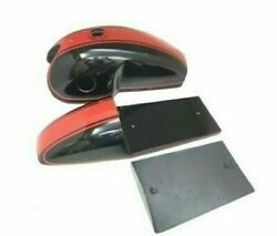 Fits Benelli Mojave Cafe Racer Dual Painted Steel Fuel Tank With Cap And Seat Hood