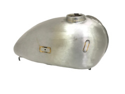 Nsu Spezialmax Supermax And Superlux Raw Steel Fuel Tank For All Production Years