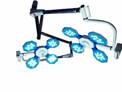 Surgical And Examination Led Lights Ceiling Ot Double Dome Surgical Lights Or Lamp