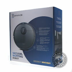 New Ecovacs Deebot Ozmo T8 Robot Vacuum And Mop Cleaner - 180min Runtime