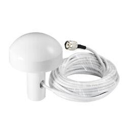 Boat Ship Marine Gps Antenna With Tnc 10 Meter Cable For Matsutec Gps Navigation