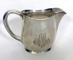 1911 Kalo Sterling Silver Pitcher Omaha Country Club Golf Trophy Hand Hammered