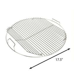 Grill Care 17433 Stainless Steel Grid Compatible With Weber18.5 Charcoal Grills