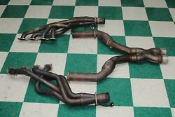 06-10 Charger Srt-8 6.1l American Racing Long Tube Headers Pair X Pipe Exhaust