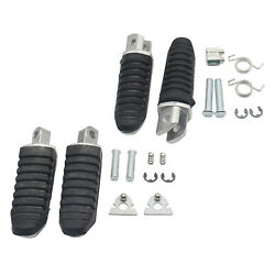 1 Pair Motorcycle Foot Pegs Foot Rest Pedals For Suzuki V-strom 650f Parts