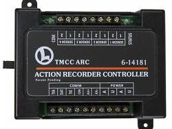 Lionel 14181 O Gauge Tmcc Action Recorder Controller/arc - Brand New