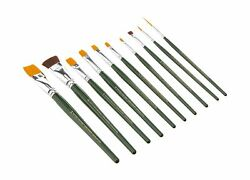 One Stroke Brush Set Comfortable Durable Tools Perfect Safe Original Painting