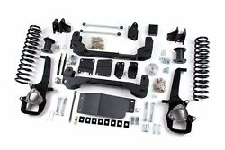 Zone Offroad 6 Strut Spacer Lift With Level Rear End