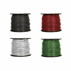 300 Mcm Aluminum Xhhw-2 Building Wire Xlpe Insulation 600v Lengths 100' To 1000'