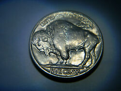 1920 5 Cents Buffalo - United States Km134 - Outstanding Condition