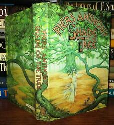 Piers Anthony Shade Of The Tree 1st Edition 1st Printing