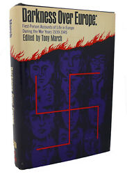 Tony March Darkness Over Europe  First-person Accounts Of Life In Europe Durin