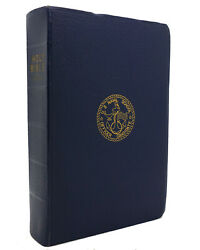 King James Holy Bible U. S. Naval School Holy Bible Containing The Old And New T