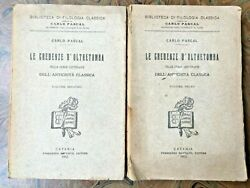 Pascal C. The Dressers Religious In Selected Literature Dell'antiques 1912