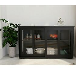 Kitchen Storage Sideboard, Antique Stackable Cabinet For Home Cupboard