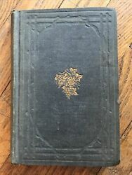 Dream Life A Fable Of The Seasons, 1st Ed. Ik Marvel, D.g. Mitchell 1851