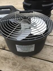 Thermoelectric Fan,military,off Grid, Prepper, Wood Stove, 4520-01-457-2790