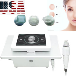 Strong Performance Gold Micro Needle Fractional Rf Skin Care Anti-aging Machine